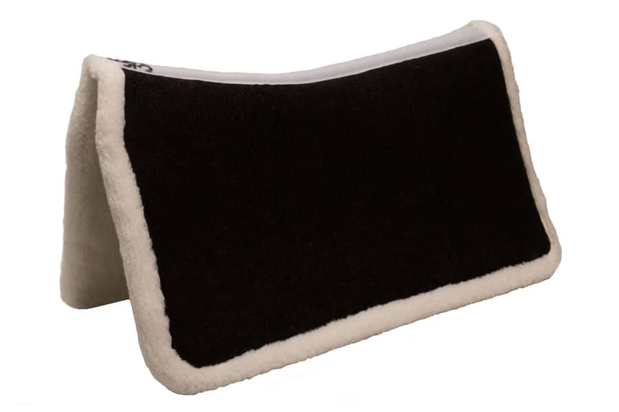 CSI Saddle Pad Premium Fleece
