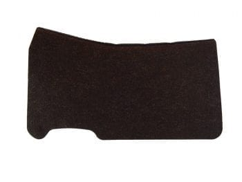 CSI Saddle Pad All Natural Wool Felt Liner Liner
