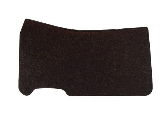 CSI Saddle Pad All Natural Wool Felt Liner Liner