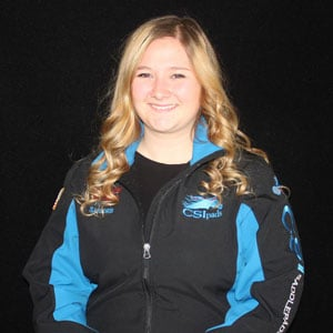 Hayley Saddoris - Team CSI Manager and Customer Service