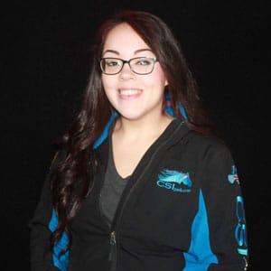 Jazmine Stankus - CSI Saddle Pad Seamstress and Laborer
