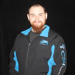 Joseph Wright - CSI Saddle Pad Seamster and Laborer